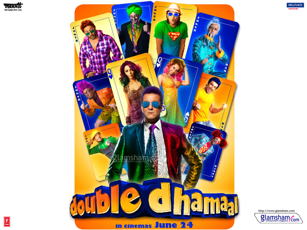 Double Dhamaal Movie Review: Double the Fun!!! | bollywoodaddict