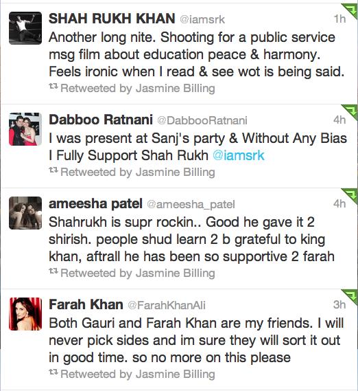 Shah Rukh Khan hits Fa...
