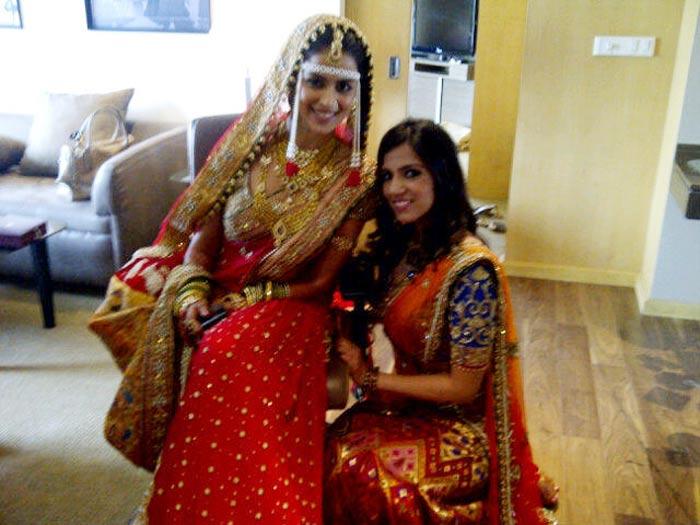 Genelia Marriage Reception Photos Genelia-Ritesh Wedding...
