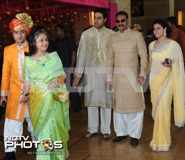 Genelia-Ritesh Wedding...